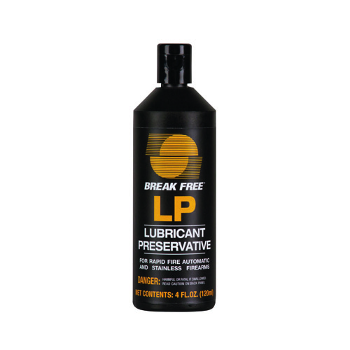 Break Free Lubricant Preservative