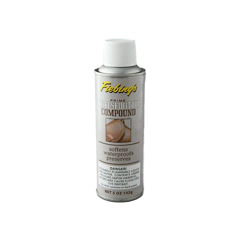 Fiebings Neatsfoot Oil & Oil Compound