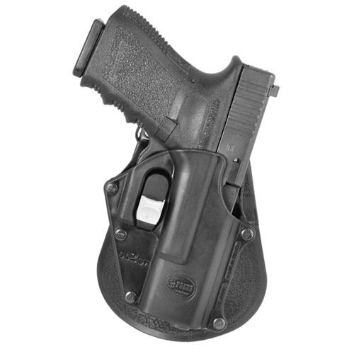 Fobus GL2 Push Button Release - Glock 17,19,22,23