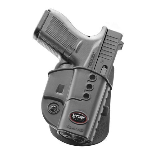 Fobus GL42 Evolution Series - Fits Glock 42