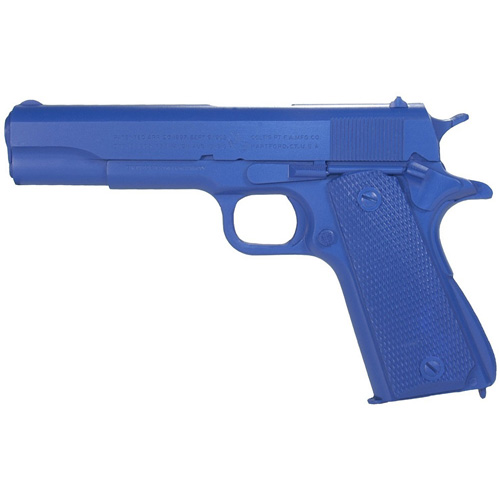 Rings Blue Training Gun - Colt 1911 Series