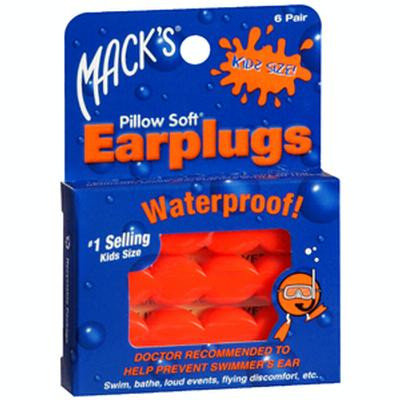 Macks Pillow Soft Silicone Earplugs