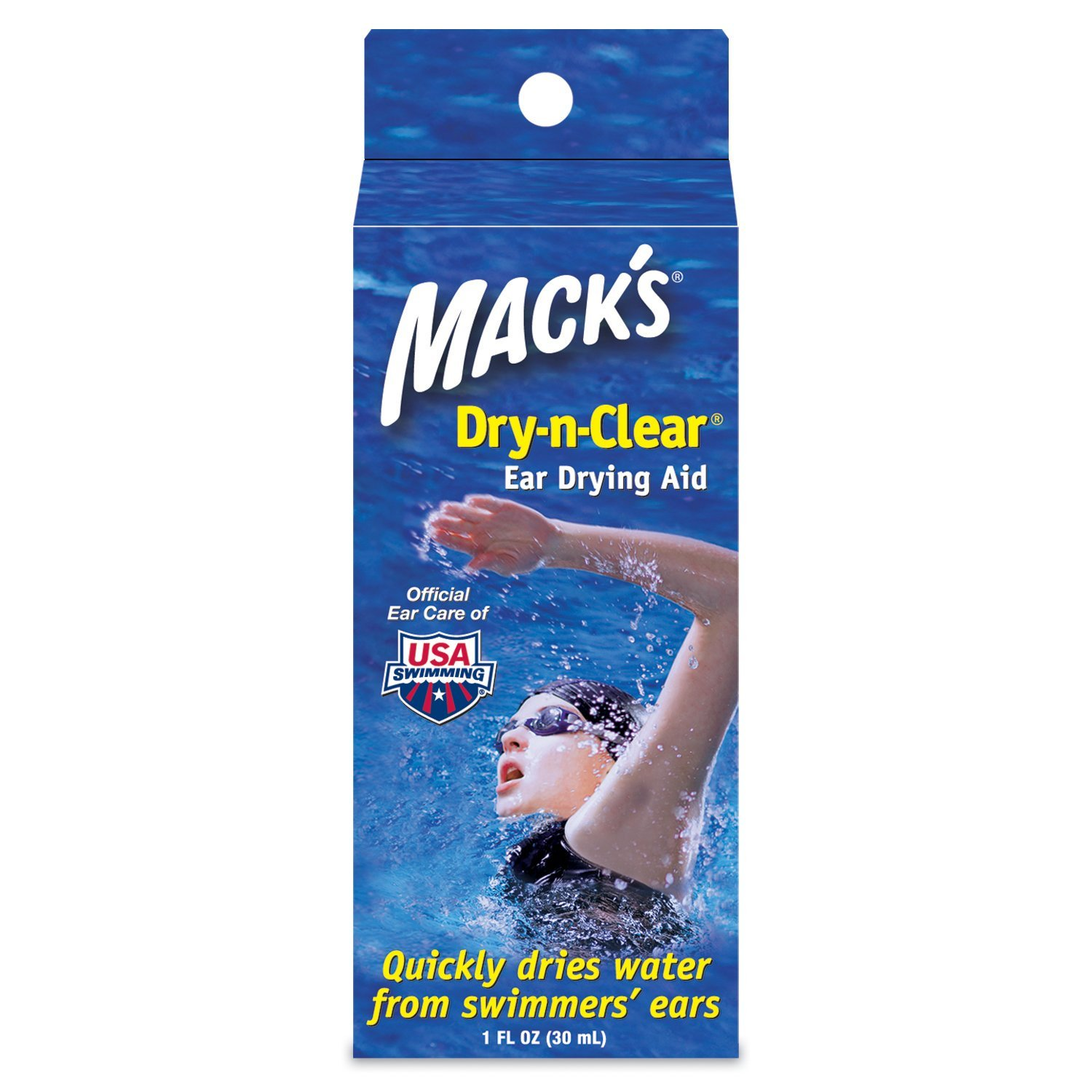 Macks Dry and Clear Drying Ear Drops