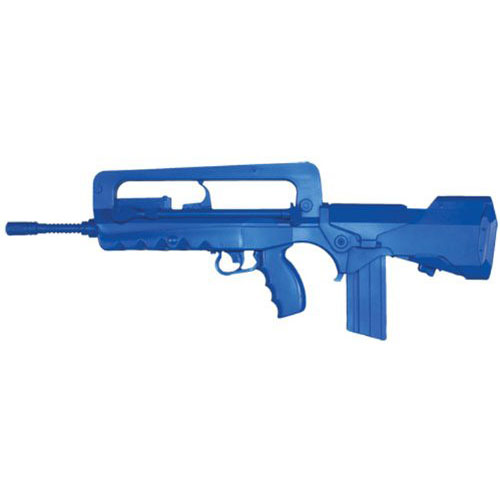 Rings Blue Training Gun Famas F1