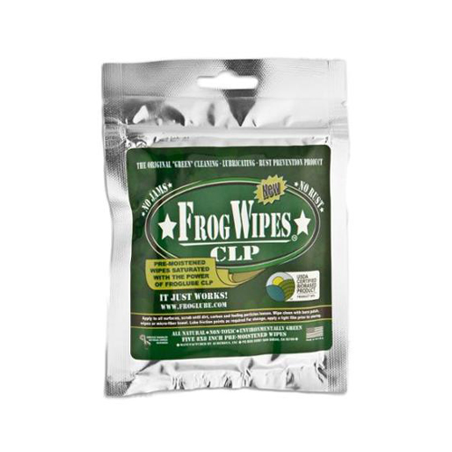 Frog Lube Paste Wipes