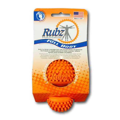 Due North Foot Rubz Body Massage Tools & Rollers