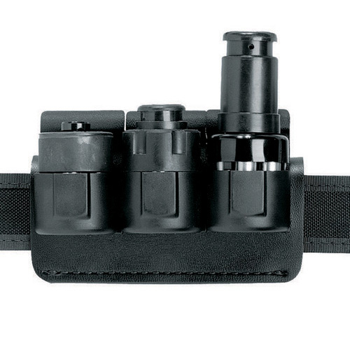 "Safariland 333 Triple Speedload Hldr, 2.25"" Belt"