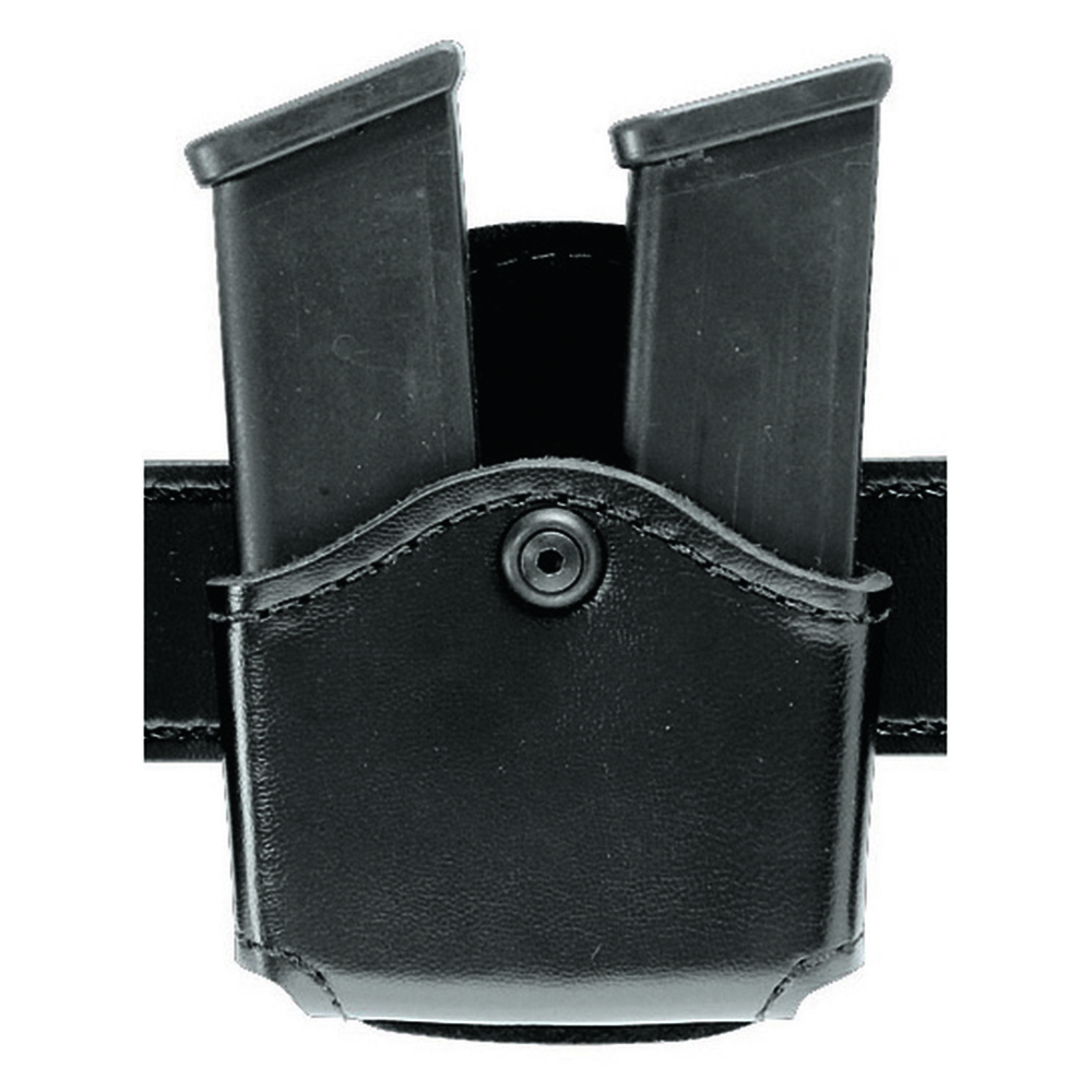 Safariland 572 Open Top Dbl Mag Pouch with Paddle