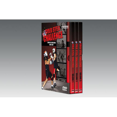 Cold Steel - DVDs