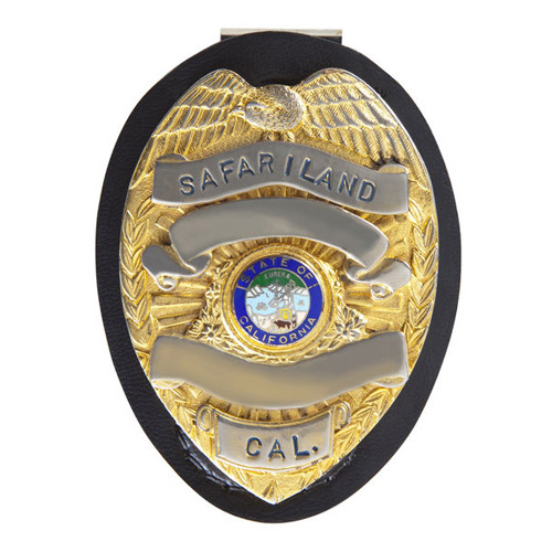 Safariland 7350 Clip On Badge Holder