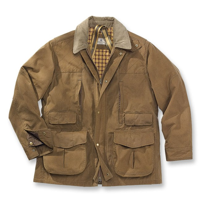 Beretta Waxed Cotton Field Jacket