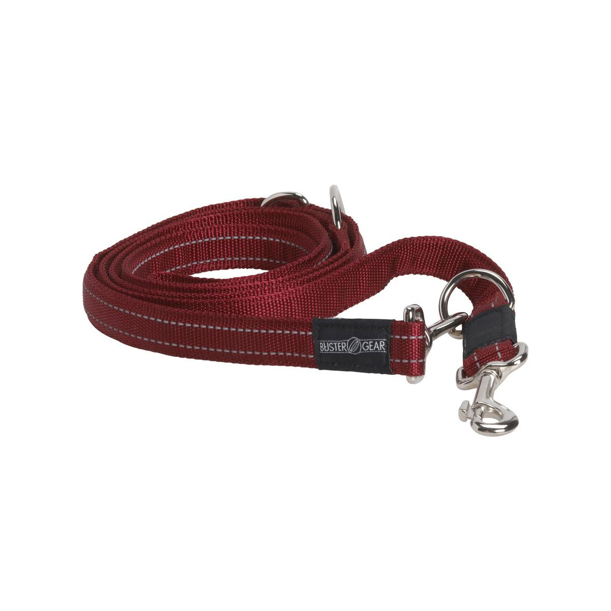 BUSTER 7-Way Lead, Reflective Design