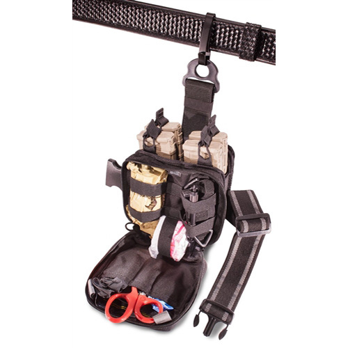 TUFF T.A.S.K. Active Shooter Leg System Trauma KIT