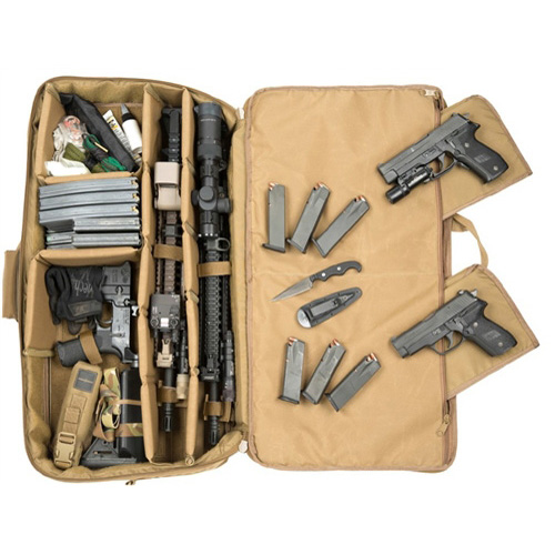TUFF Display Covert Rifle Case