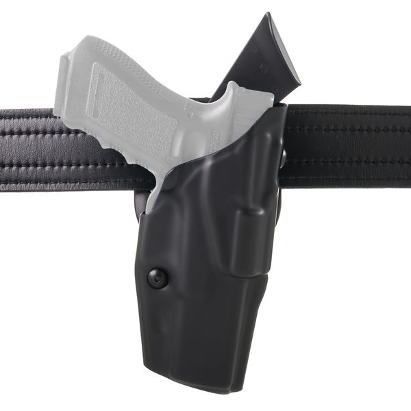 Safariland 6390 ALS Mid Ride Holster-Glock wLight