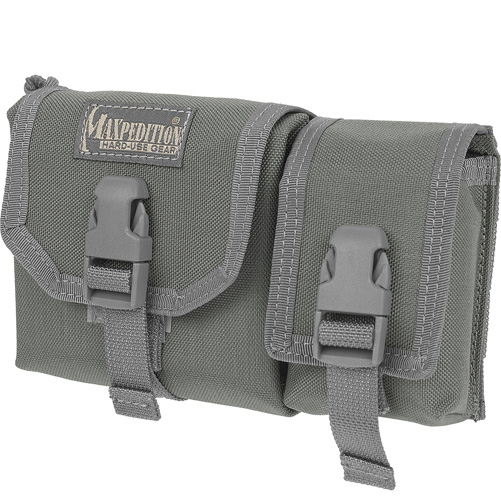 Maxpedition- Tear Away Map Case with GPS Pocket