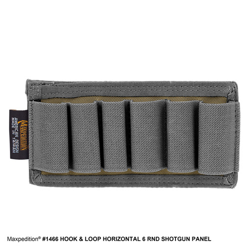 Maxpedition- Hook-and-Loop 6rnd Shotgun Insert
