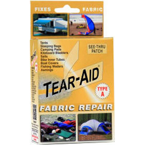 Tear-Aid Fabric Repair Type A Kit