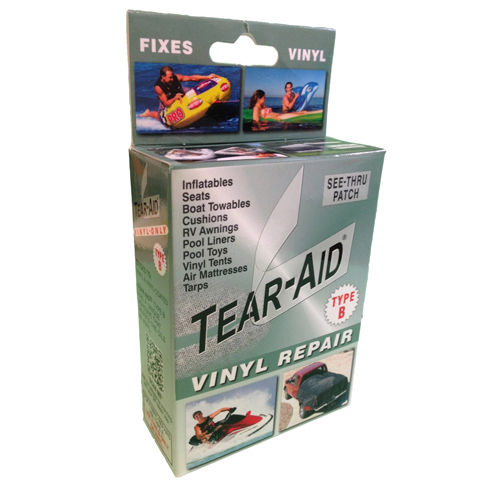 Tear-Aid Vinyl Repair Type B Kit