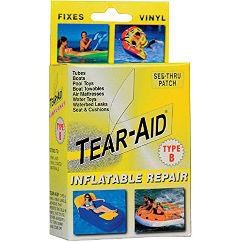 Tear Aid Inflatable Vinyl Type B Kit