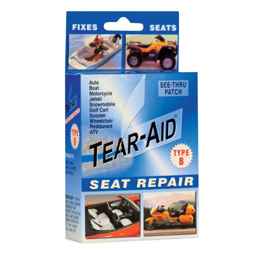 Tear Aid Seat Repair Vinyl Kit - Type B