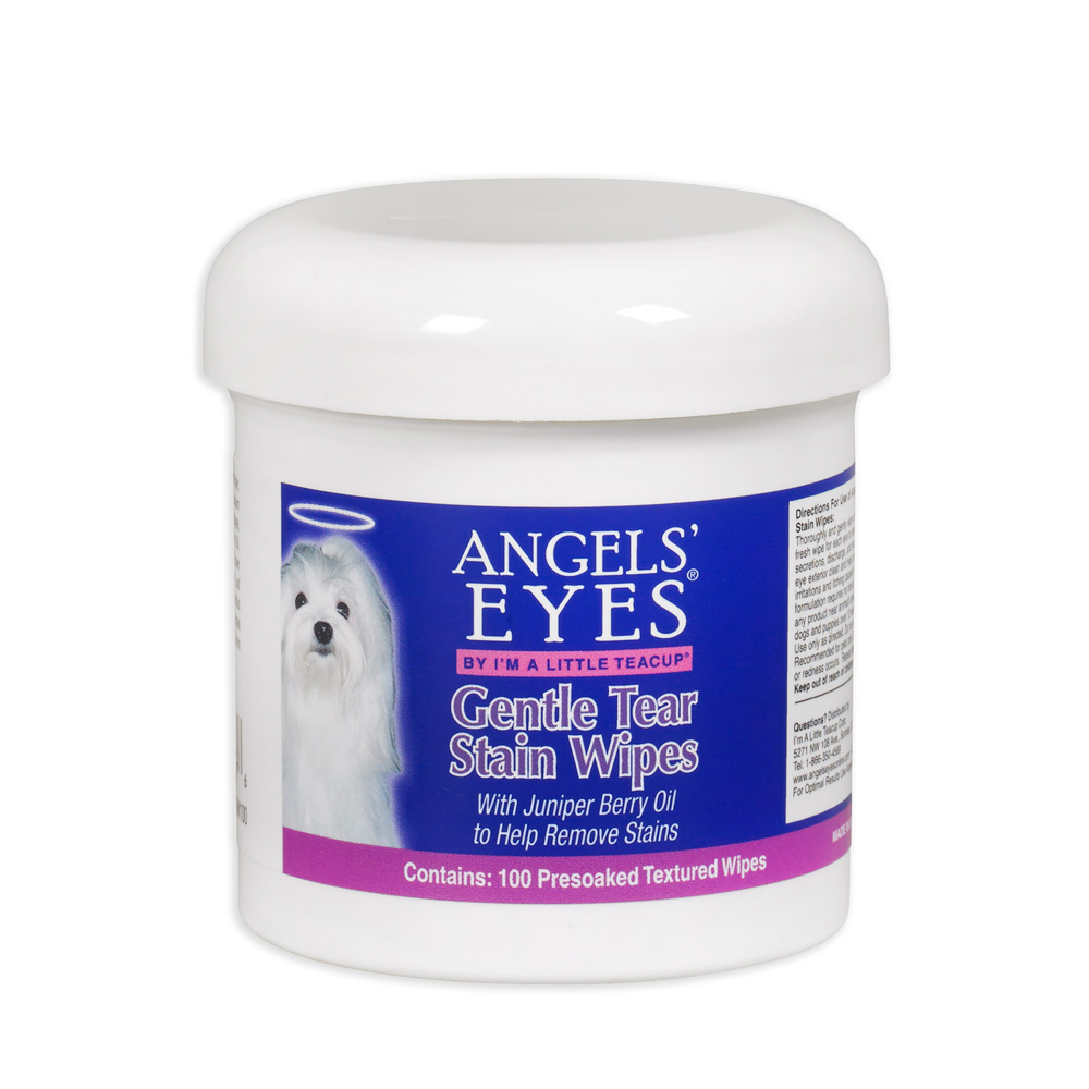 Angels Eyes Wipes 100 Count