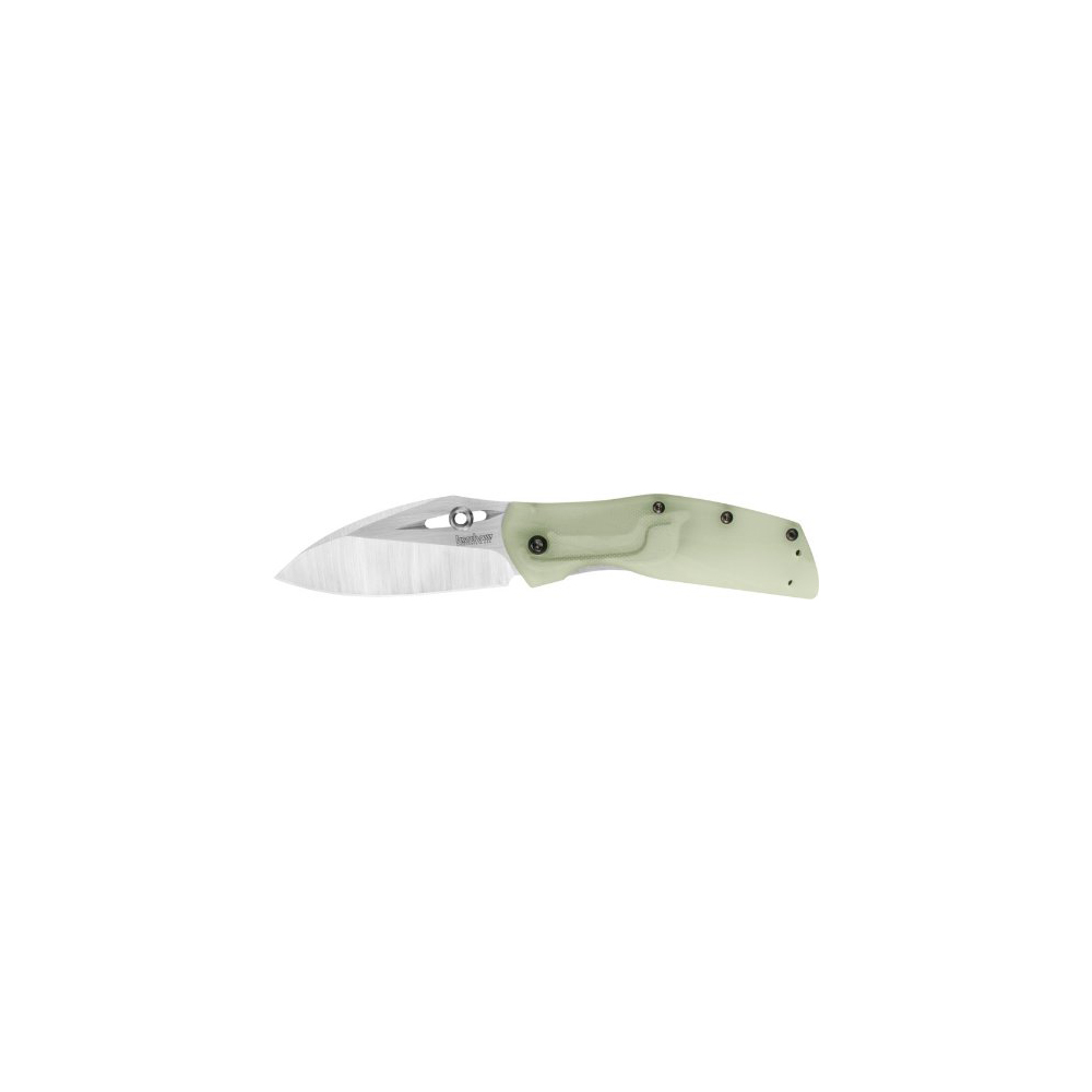 Kershaw- Echelon - Translucent G-10