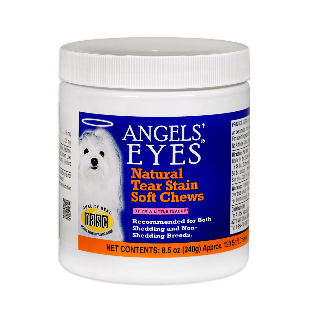 Angels Eyes Natural Soft Chews 120 ct.