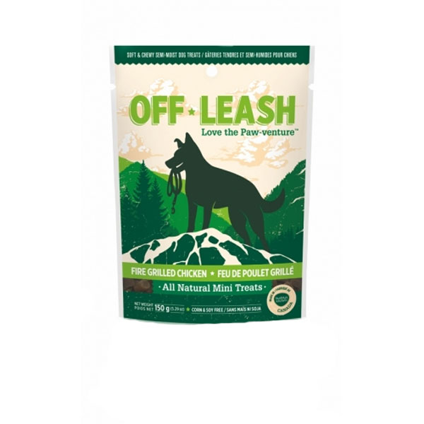 Complete Natural Nutrition - Off-Leash 6 oz