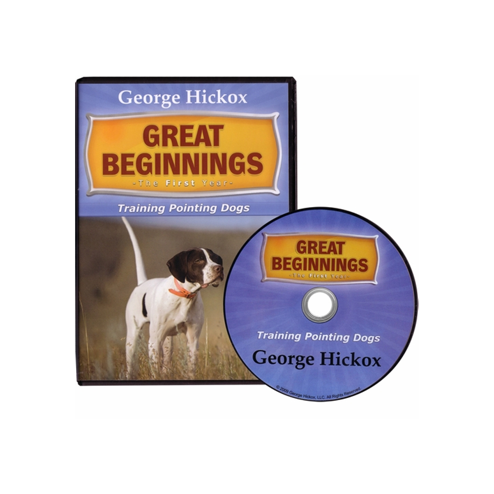 DT Systems Great Beginnings DVD