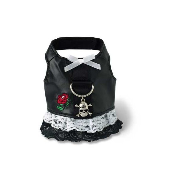 Doggles Harness Biker Dress