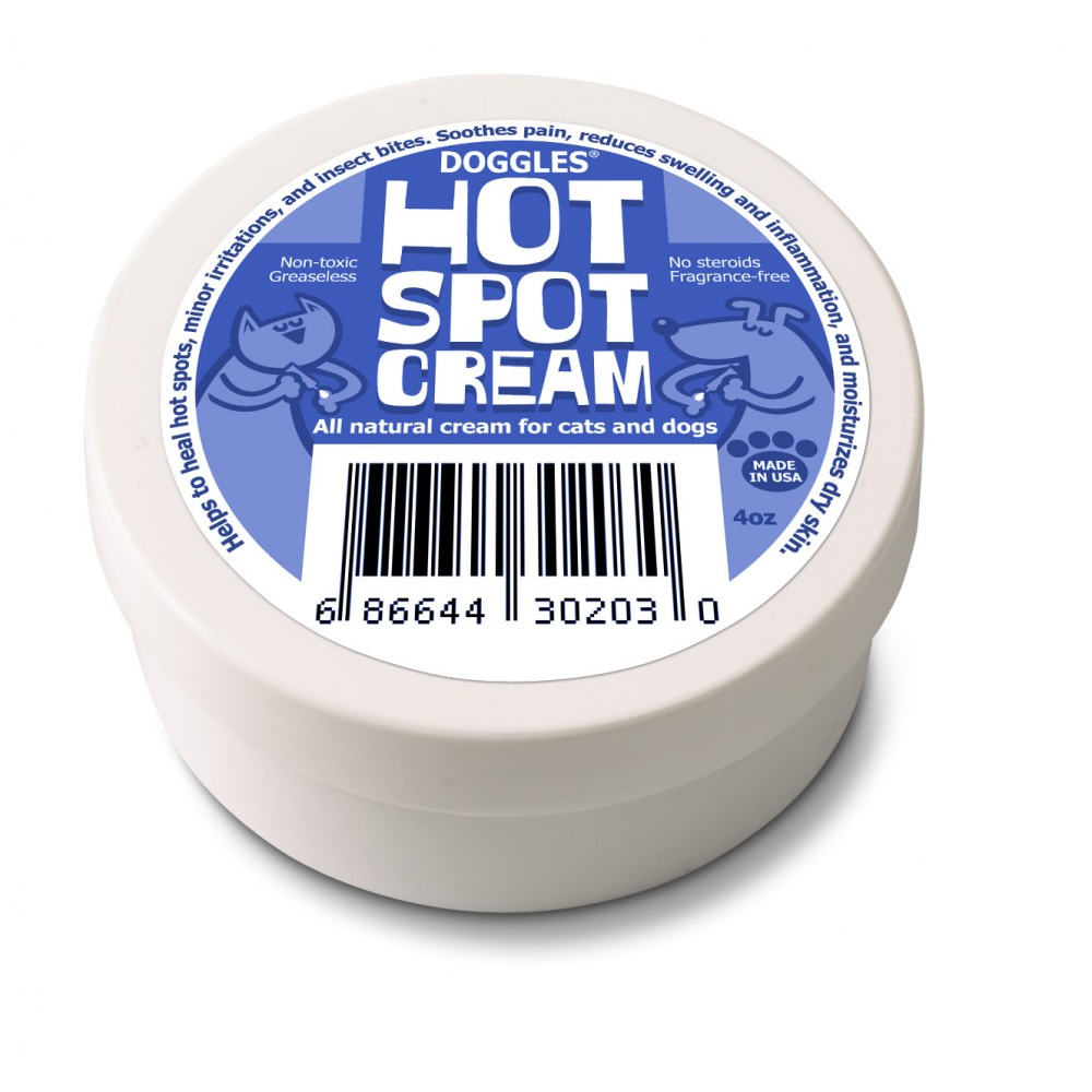 Doggles Hot Spot Cream