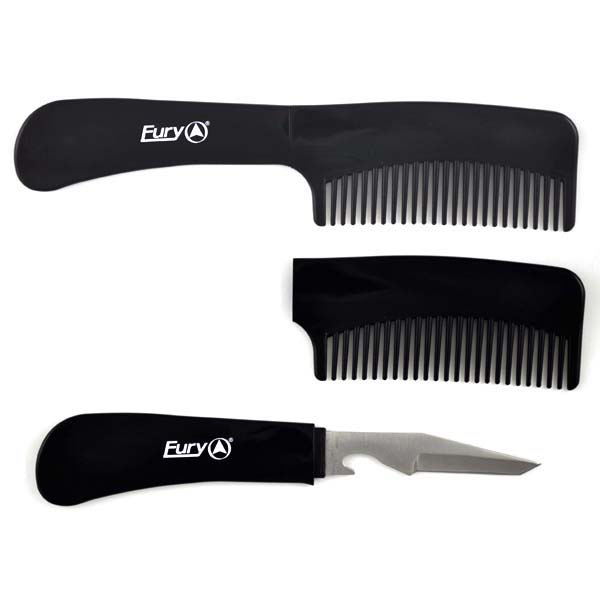 Fury- Comb Knife Bottle Opener
