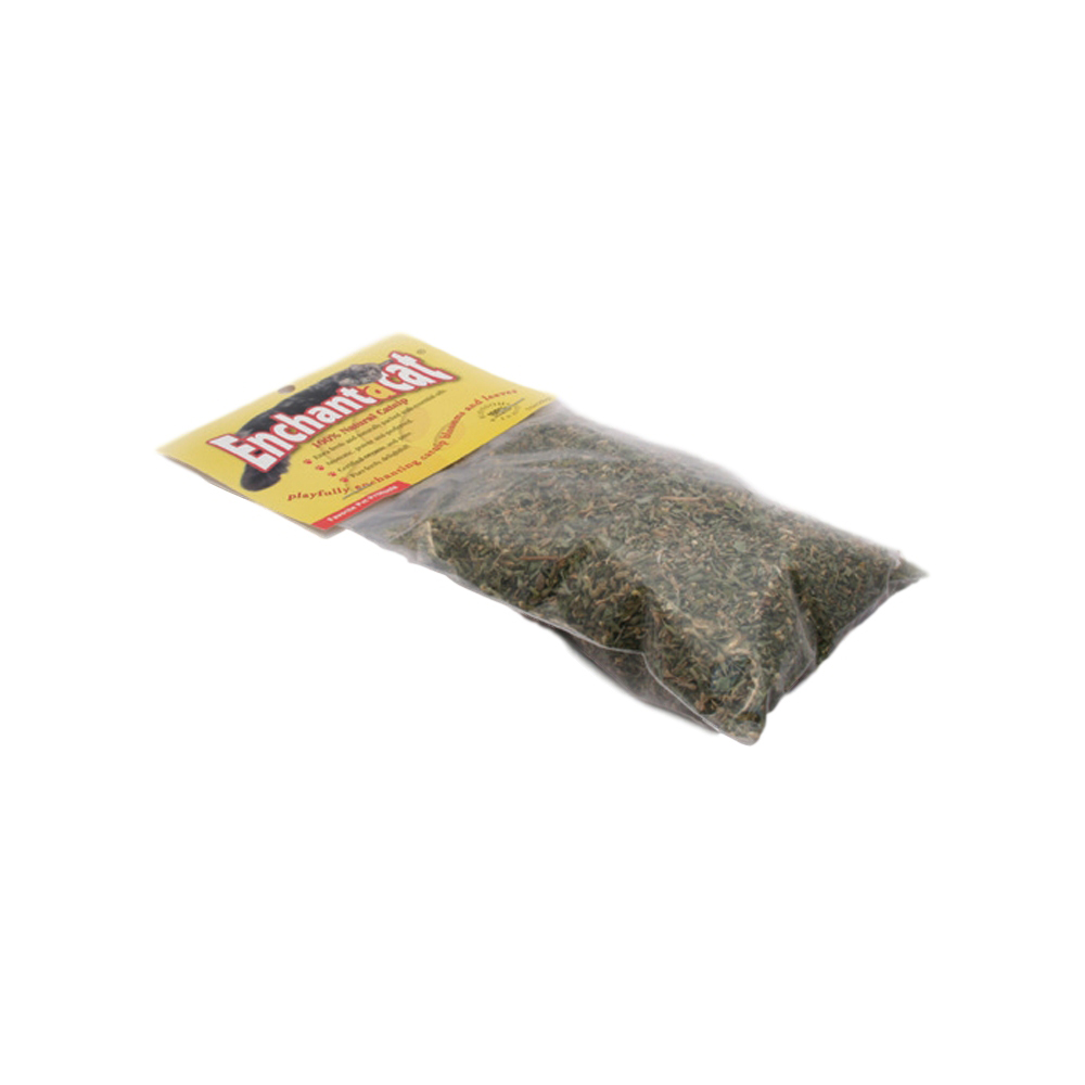 Enchantacat Organic Catnip Regular Cut 1 oz Bag