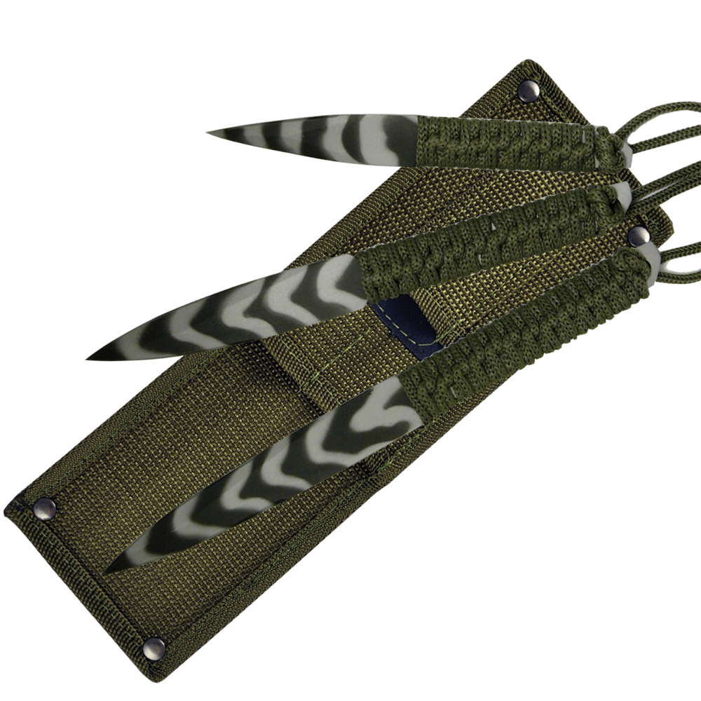 Fury- Sea Camo 3 in 1 Throwers