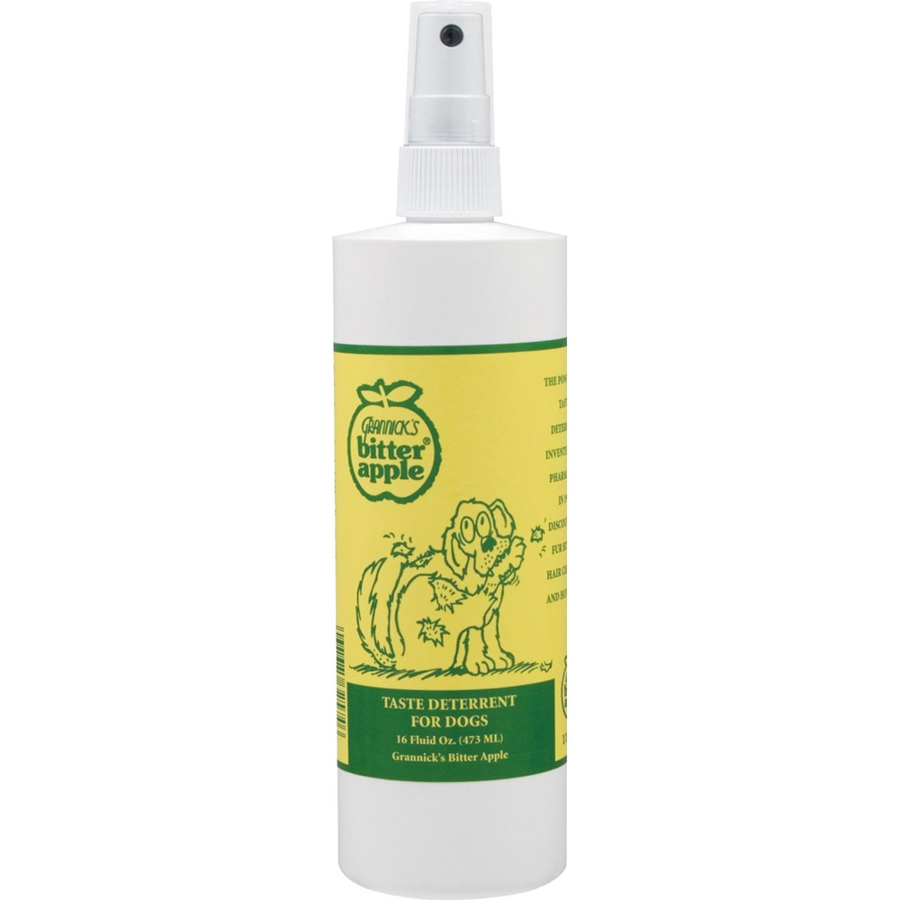Taste Deterrent for Dogs Spray