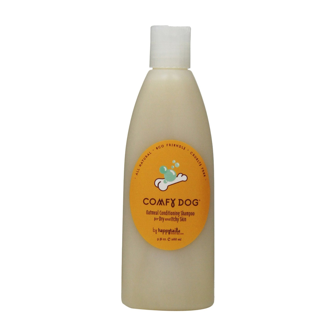 HappyTails Comfy Dog for Dry & Itchy Skin 9 oz
