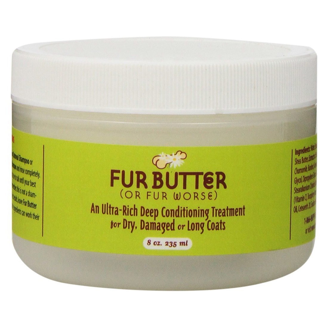 HappyTails Fur Butter 8 oz