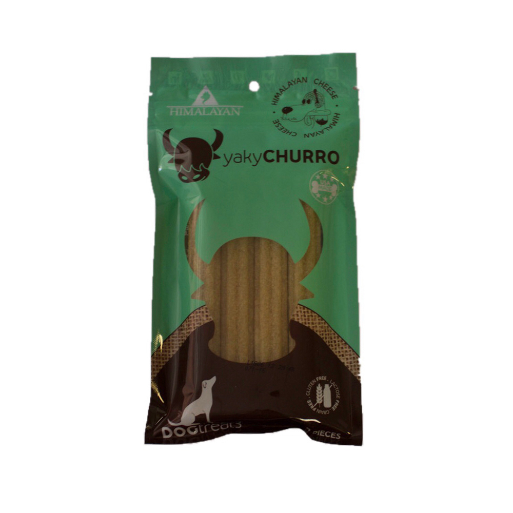 Himalayan Yaky Churro 4.9 oz