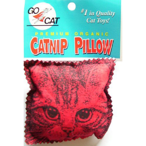 GoCat Catnip Pillow Toy