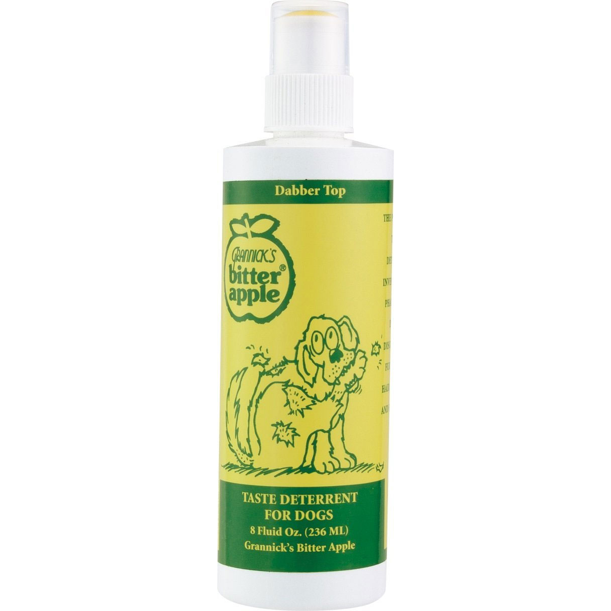 Taste Deterrent for Dogs Dabber Bottle