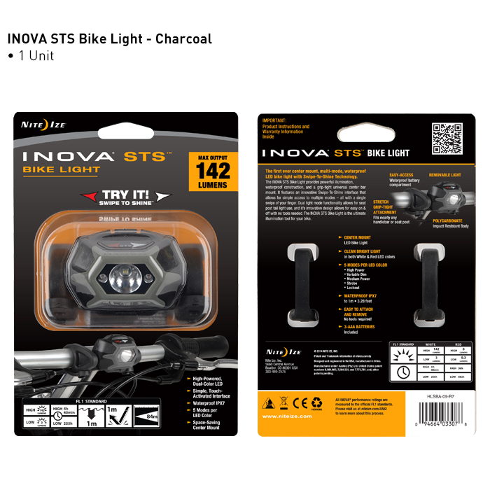 Nite Ize- STS Bike Light