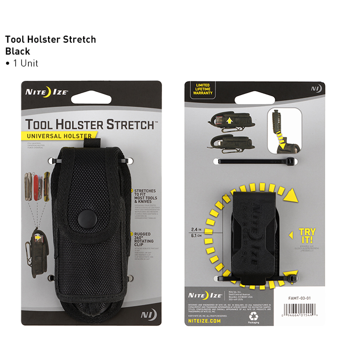 NiteIze- Tool Holster Stretch