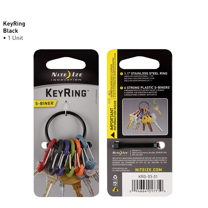 NiteIze- Key Ring