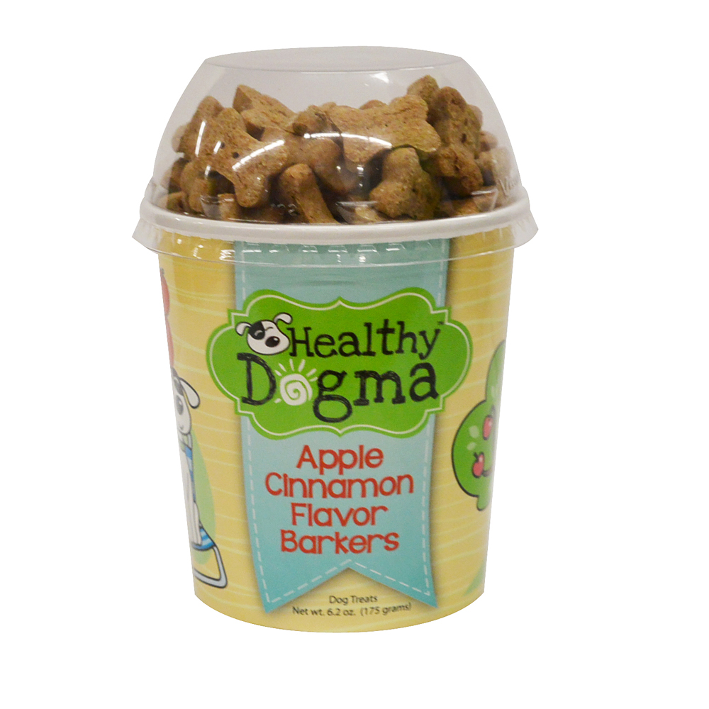 Healthy Dogma Apple Cinnamon Mini Bones 6.2 oz.