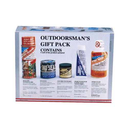 Atsko Outdoorsmans Gift Pack