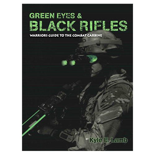 5.11 Book: Green Eyes & Black Rifles 50024