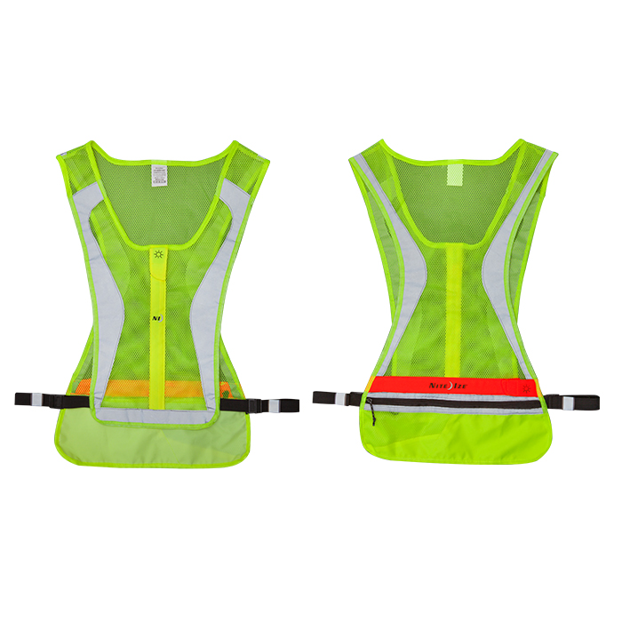 NiteIze LED Run Vest L-XL