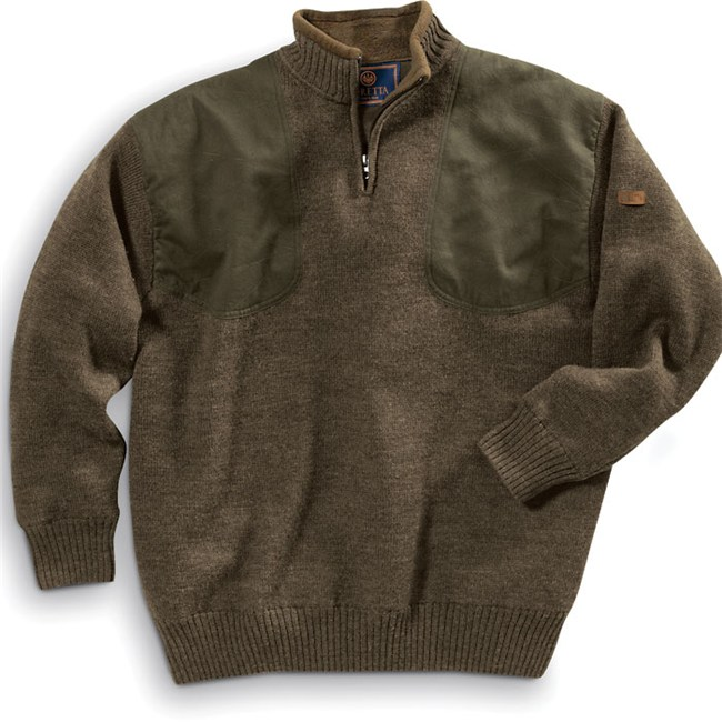 Beretta Wind Barrier Short Zip Sweater