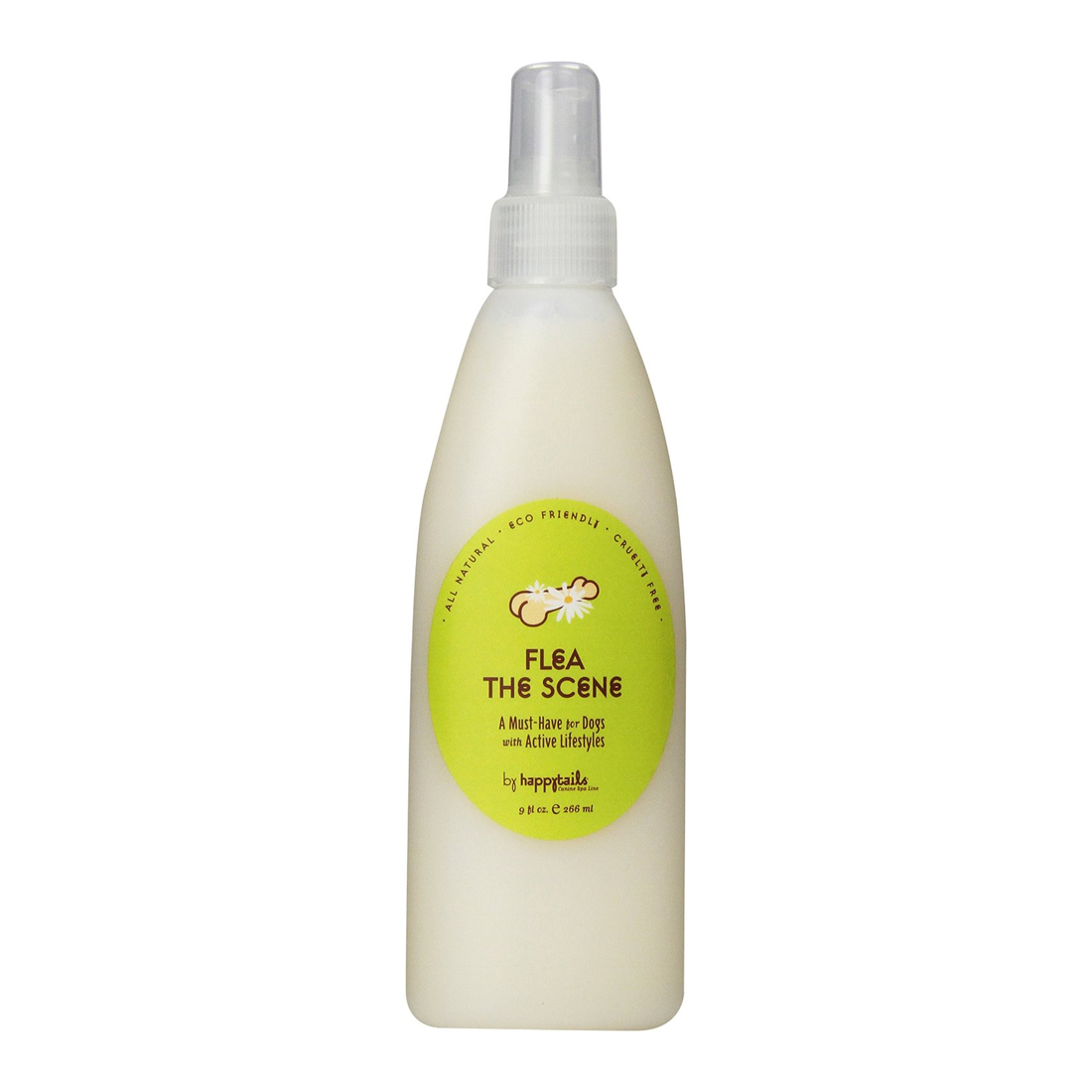 HappyTails Flea the Scene - 3in1 Insect Spray 7 oz